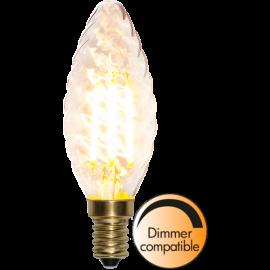 LED-Pære E14 Soft Glow TC35 Dim , hemmetshjarta.dk