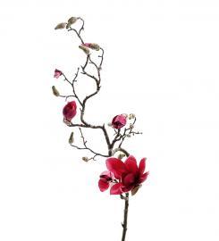 Kunstig Magnolia Gren. 135 cm , hemmetshjarta.dk