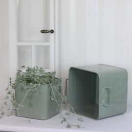Plant Kvadrat 2-pack 20/16 - grønn , hemmetshjarta.dk