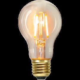LED-Pære E27 Soft Glow A60 , hemmetshjarta.dk