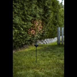 Solcelledekoration Firework Solar , hemmetshjarta.dk