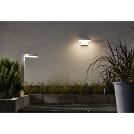 Solcelle væglampe Vidi , hemmetshjarta.dk
