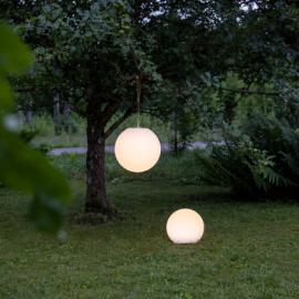 Solcelledekoration Globy hængende , hemmetshjarta.dk