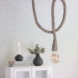Lampe reb - natur , hemmetshjarta.dk