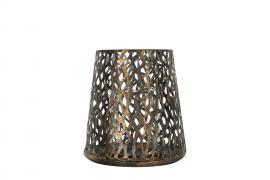 Lanterne Nora G.Brun 14,5x15,5cm , hemmetshjarta.dk