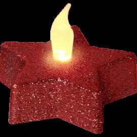 LED Fyrfadslys 2-pack Shine , hemmetshjarta.dk