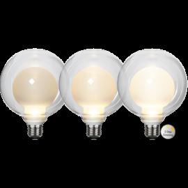 LED-Pære E27 Space Dim 3-step , hemmetshjarta.dk