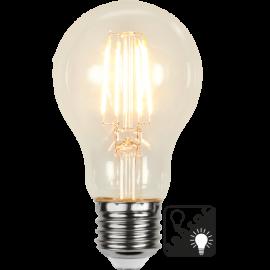 LED-Pære E27 Sensor Clear A60 , hemmetshjarta.dk