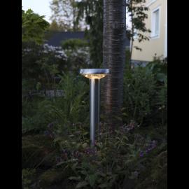 Solcellelampe stolpe Sevilla , hemmetshjarta.dk