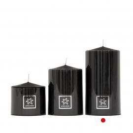 Bloklys Black 9,7x19 , hemmetshjarta.dk