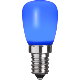 LED-Pære E14 ST26 Outdoor Lighting ST26 Blå , hemmetshjarta.dk