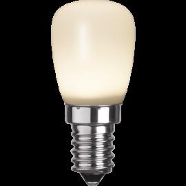LED-Pære E14 ST26 Outdoor Lighting ST26 Opal , hemmetshjarta.dk