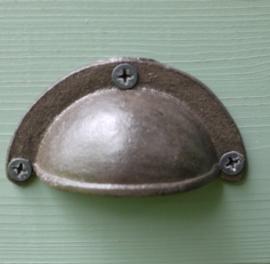håndtag støbejern 8 cm , hemmetshjarta.dk