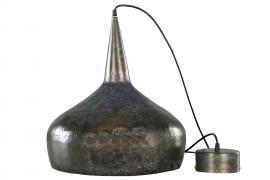 Loftlampe Metal Parasol Onyx 38x48cm , hemmetshjarta.dk