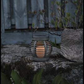 Solcelle lanterne Rotang , hemmetshjarta.dk