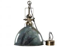 Loftlampe Metal Baron Onyx 40x61cm , hemmetshjarta.dk