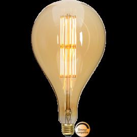 LED-Pære E27 Industrial Vintage A165 Dim , hemmetshjarta.dk