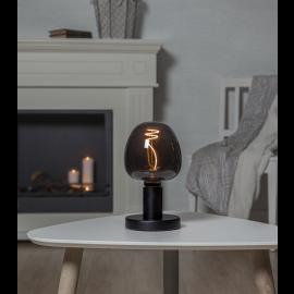 LED-Pære E27 G125 Decoled , hemmetshjarta.dk