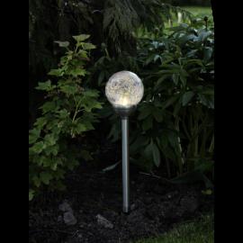 Solcellelampe stolpe Roma , hemmetshjarta.dk