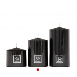Bloklys Black 9,7x14 , hemmetshjarta.dk