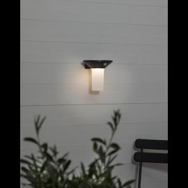 Solcelle væglampe Valta , hemmetshjarta.dk