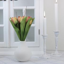 Kunstig TulipanBuket 30 cm , hemmetshjarta.dk