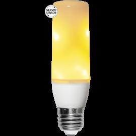 LED-Pære E27 Flame T40 , hemmetshjarta.dk