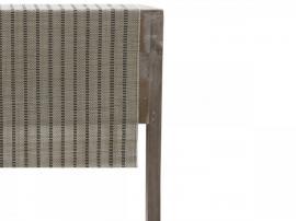 Bordløber m. mønster bambus L150/B40 cm natur , hemmetshjarta.dk