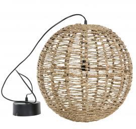 Loftlampe Jute 40 cm , hemmetshjarta.dk