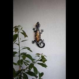 Solcelledekoration Gecko , hemmetshjarta.dk