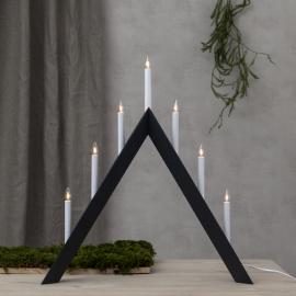 Advent lysestage Arrow , hemmetshjarta.dk