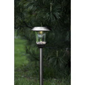 Solcellelampe stolpe Granada , hemmetshjarta.dk