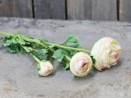 Fleur Ranunkel H70/L14/B7 cm melon , hemmetshjarta.dk