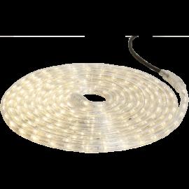 Lysslange Ropelight Flex LED Udendørs Varm Hvid 216 lys 600cm , hemmetshjarta.dk