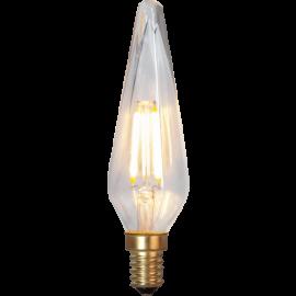 LED-Pære E14 Decoled , hemmetshjarta.dk