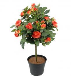 Kunstig Rose 45 cm , hemmetshjarta.dk