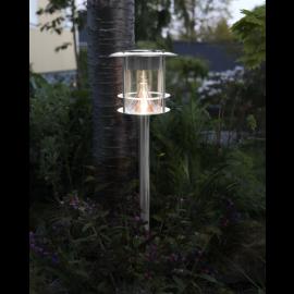 Solcellelampe stolpe Valencia , hemmetshjarta.dk
