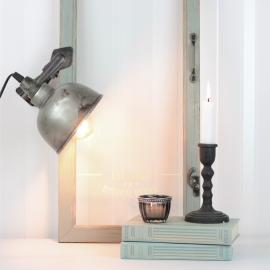 Lampe/Clip El - cloudy , hemmetshjarta.dk