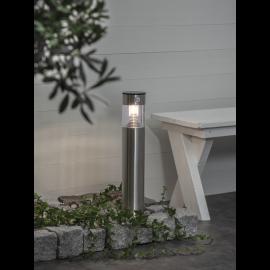 Solcellelampe stolpe Marbella , hemmetshjarta.dk