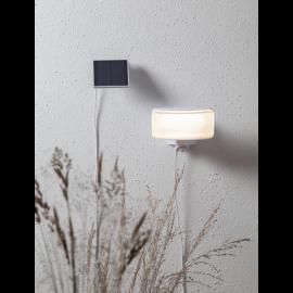 Solcelle spotlight Powerspot , hemmetshjarta.dk