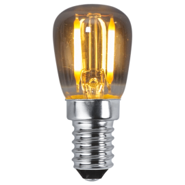 LED-Pære E14 Decoled Smoke ST26 , hemmetshjarta.dk