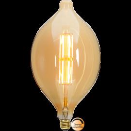 LED-Pære E27 Industrial Vintage BT180 Dim , hemmetshjarta.dk