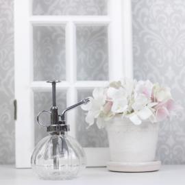Sprayflaske i glas , hemmetshjarta.dk
