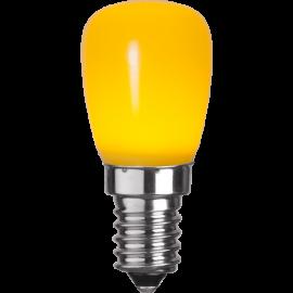 LED-Pære E14 ST26 Outdoor Lighting ST26 Gul , hemmetshjarta.dk