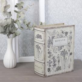 Bog opbevaring Vinæske Botanik 26x20x10cm , hemmetshjarta.dk