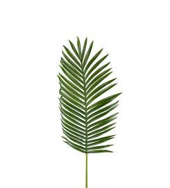 Kunstig Palmeblad. 115 cm , hemmetshjarta.dk