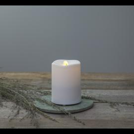 Batteridrevet Bloklys LED Water Candle 10x14cm , hemmetshjarta.dk