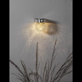 Solcelle væglampe Glory , hemmetshjarta.dk