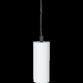 Lamphållar E27 Tub Hvid 3,5m , hemmetshjarta.dk