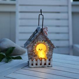 Solcelledekoration Birdie , hemmetshjarta.dk